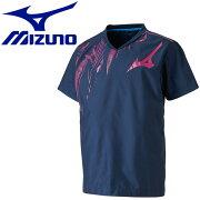 ミズノ ブレーカーシャツ メンズ レディース V2ME850187