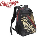 ローリングス 野球 バックパック26L EBP8S28-BG