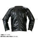 RS TAICHI RSU232 防風インナージャケット(ブラック) サイズ:XXL