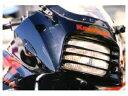 PLEASURE GPZ900R ヘッドライトルーバー カラー:ブラック GPZ900R