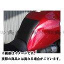 送料無料 プレジャー ZRX1200ダエグ タンク関連パーツ タンクパッド ロング