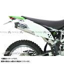 DELTA バレル4サイレンサー KLX125/D-TRACKER125 KLX150