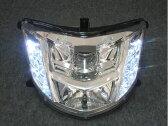 CJ-BEET MX LEDポジション付ヘッドライトキット/ホワイトLED マジェスティー250