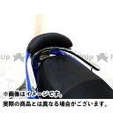 送料無料 ウイルズウィン レーシングキング180FI タンデム用品 RACING KING180Fi用 バックレスト付き 32φタンデムバー ブライアントタイプ スモール