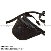 カドヤ HEAD FACTORY No.8494 HFG/WAIST BAG GS-PTD(ブラック) サイズ:S