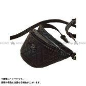 カドヤ HEAD FACTORY No.8494 HFG/WAIST BAG GS-PTD(ブラック) サイズ:L