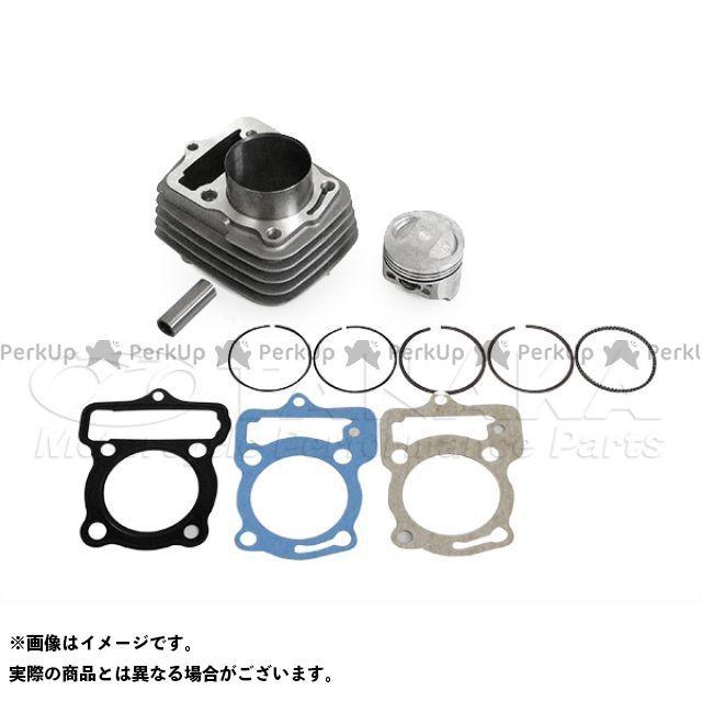 田中商会 エイプ50 ボアアップキット エイプ50用80ccボアアップキット アルミシリンダ