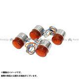 田中商会 汎用 ウインカー A(6v) 4Lモンキータイプ カラー:オレンジ