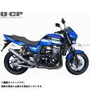 Uchi Custom Parts ヘアラインスリップオンステンレスマフラー ZRX1200ダエグ