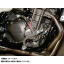 ゴールドメタル CB1300スーパーツーリング エンジンガード スラッシュガード サブフレームタイプ パープル