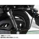 KIJIMA サドルバッグサポート(ブラック) XG750