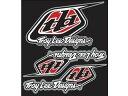 Troy Lee Designs TLD Factory Sticker Set