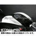 ILMBERGER Ducati 696/1100 Monster用 タンクセンターパネル
