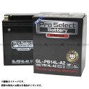 Pro Select Battery プロセレクトバッテリー GL-PB14L-A2(YB14L-A2 互換)(液入) 汎用