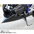 マジカルレーシング アンダーカウル 材質:平織りカーボン製