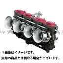 YOSHIMURA JAPAN FCR-MJNキャブレター φ35 デュアルスタックファンネル ボディカラー:ブラック Z1