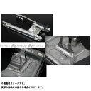 G-Craft GC-019用モノショックスイングアーム モンキー(ワイド)用 トリプルスクエアミニスタビ付 仕様:20cm モンキー/ゴリラ