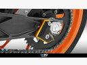 Dimotiv スプールブラケット KTM DUKE390/200/125 カラー:シルバー DUKE125 DUKE200 DUKE390