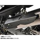 送料無料 ワンダーリッヒ Wunderlich マフラーカバー・ヒートガード マフラーヒートガード F650GS/F700GS/F800GS ブラック