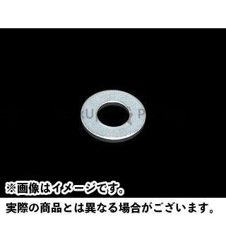 ネオファクトリー ハーレー汎用 その他外装関連パーツ フラットワッシャー クローム ・No6