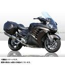 R's GEAR シングル ワイバン サイレンサー:チタンオーバル 1400GTR