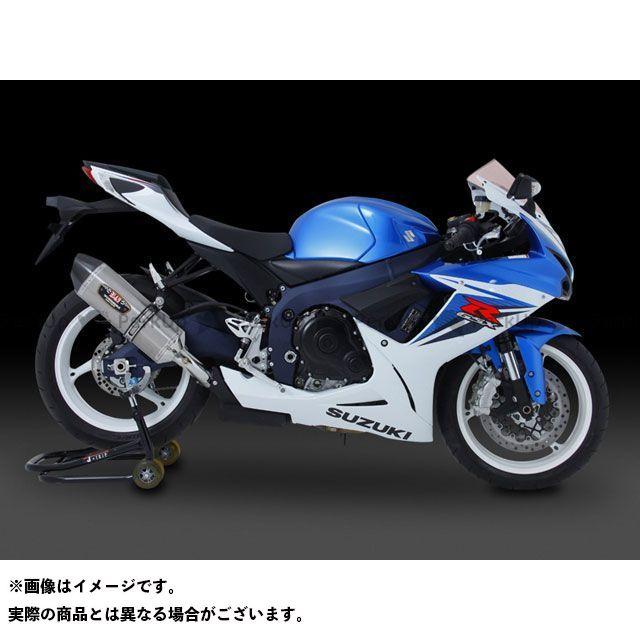 YOSHIMURA JAPAN Slip-On R-77J サイクロン EXPORT SPEC サイレンサー:STBC GSX-R600 GSX-R750