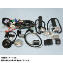 GM-MOTO メインハーネス&電装パーツ キット モンキー用 12Vモンキー