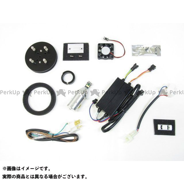 PROTEC LB7W-KN LEDヘッドライトバルブキット H7 Hi/Lo 6000K