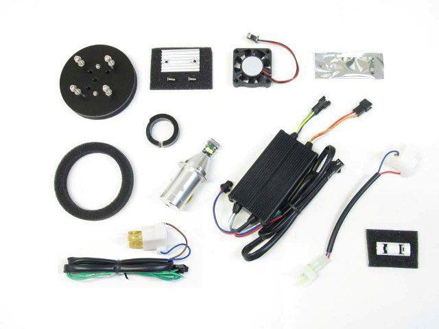 PROTEC LB7WL-KN LEDヘッドライトバルブキット H7 Hi/Lo(Lo側専用) 6000K