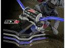 ZETA SX3ハンドルバー ED-High(ブラック) 汎用