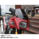 送料無料 アクリポイント ニンジャ900 スクリーン関連パーツ GPZ900R 1984-2003用スクリーン ストリート(スモーク)