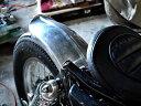 部品屋K&W リブフェンダーKIT アルミ製 250TR