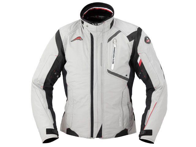 KUSHITANI 2016-2017秋冬モデル K-2657 ゴアテックス(R)ショートジャケット カラー:シルバー サイズ:M