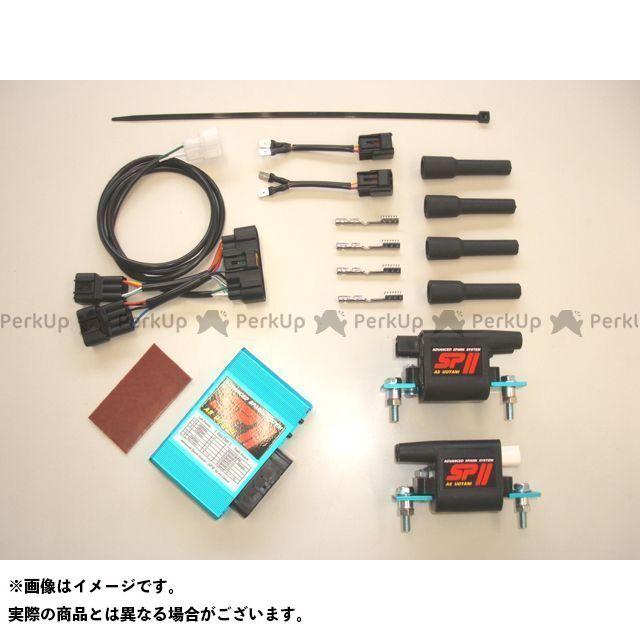 ASウオタニ ZRX1200R ZRX1200S CDI・リミッターカット SPIIフルパワーキット K.ZRX1200-1