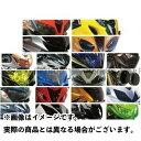 Powerbronze バイク・サングラス/レンズシールド カラー:イリジウムシルバー Bandit1200S/1250S
