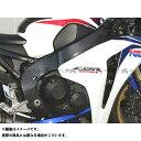【送料無料】CLEVERWOLF カーボンフレームカバー 材質:カーボン綾織 CBR1000RR