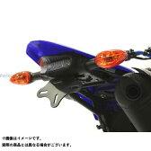 R&G フェンダーレスキット(ブラック) WR250X