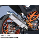 YAMAMOTO RACING KTM 390DUKE/RC390 SPEC-A SLIP-ON 390DUKE/RC390
