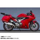 YAMAMOTO RACING VFR800F SPEC-A SLIP-ON パニア 仕様:チタン VFR800F