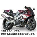 送料無料 ヤマモトレーシング CBR929RRファイヤーブレード マフラー本体 CBR929RR SPEC-A チタン4-2-1 アップ チタン/レース専用