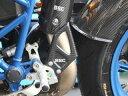 sasaki sports club ステップガード(ドライカーボン) 仕様:LRセット HP2 Sport