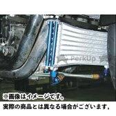 PLOT ラウンドオイルクーラーキット 9段#6 カラー:シルバー GPZ750R GPZ900R