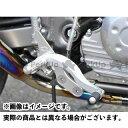 BEET JAPAN ハイパーバンク バックステップ 固定式(シルバー) D-TRACKER125 KLX125