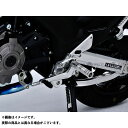 OVER RACING PROJECTS(オーバーレーシングプロジェクツ) バックステップ ステップ・スタンドOVER RACING PROJECTS バックステップ 4ポジション カラー:ブラック Z125-PRO