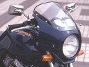 CHIC DESIGN ハイグレード・ビキニカウル マスカロード カウルカラー:未塗装(黒ゲルコート) スクリーンカラー:スモーク CB400スーパーフォア CB400スーパーフォアバージョンS