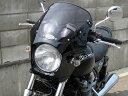 CHIC DESIGN ハイグレード・ビキニカウル マスカロード カウルカラー:未塗装(黒ゲルコート) スクリーンカラー:スモーク ゼファー1100 ゼファー1100RS