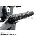 ストライカー 汎用 ステップ STCステップバー スラッシュカット(ブラック)