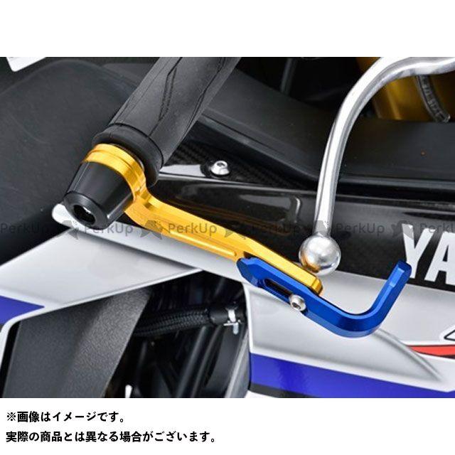 アグラス AGRAS ガードエンドカラー:シルバー M 2015 ジュラコンカラー:ホワイト レバーガード ガードステーカラー:ブラック ハンドガード YZF-R1/