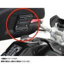 送料無料 ヘプコアンドベッカー 汎用 ツーリング用バッグ Easy-Lock/イージーロック用 レシーバー