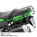 送料無料 ヘプコアンドベッカー ニンジャZX-14R ZZR1400 キャリア・サポート サイドケースホルダー(キャリア) Lock it system(ブラック) 2012~